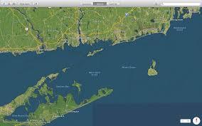 Block Island Map Block In September Kindred Spirit