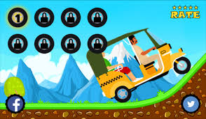 hill climb racing monster truck auto rickshaw taxi hill climb android apps on google play