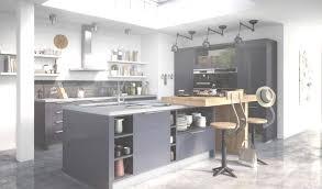 cuisine avec ilots central cuisine équipée alinea unique ilot central table avec ilot central