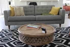 mid century ikea hack ikea karlstad hack furniture pinterest ikea hack living