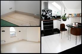 how to paint timber floorboards white