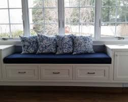 Cushions For Window Bench The Hearth And Home Store Custom Cushions By Hearthandhomestore