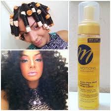 Roller Set Hairstyles 165 Best Roller Set Rod Set Images On Pinterest Natural Hair
