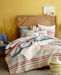 What Is A Duvet Cover And Sham Closeout Martha Stewart Collection Aztec Dreams Quilt And Sham