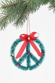 world peace globe ornament paper source my home