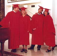 high school cap and gown rental high school caps gowns