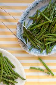 green bean dish for thanksgiving green beans with lemon and capers recipe saveur