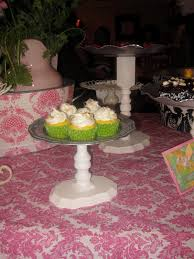 garden party baby shower with diy trays classy clutter