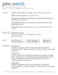 resume exles in word format word resume template excel all best cv resume ideas