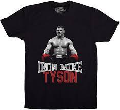 iron mike tyson shirts