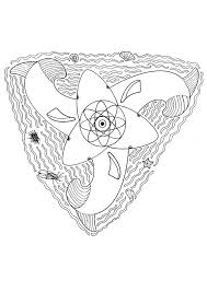 peacock mandala coloring pages hellokids com