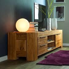 Wohnzimmer Ideen Eiche Tv Möbel Massiv Eiche Anbauwand Komplett 6 Teilig Wildeiche