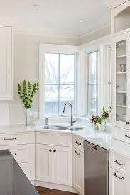 corner kitchen sink cabinet 20 best corner kitchen sink designs for 2021 pros cons