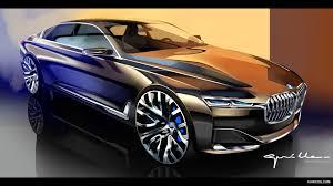 bmw future luxury concept 2014 bmw vision future luxury concept design sketch hd