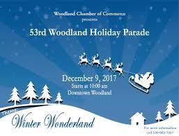 53rd woodland holiday parade woodland california visit woodland
