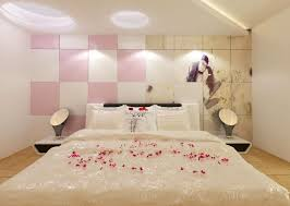 romantic bed decoration for wedding night home design inspiration