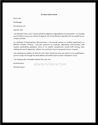 Example For Cover Letter For Resume Generic Resume Cover Letter Resume Cover Letter And Resume General