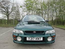 subaru light green 1999 subaru impreza turbo 2000 awd 2 950