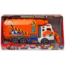 garbage trucks for kids surprise bruder man side loading garbage truck orange u003e online toys
