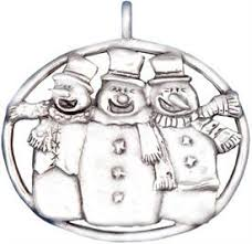 snowman ornaments for sale affordable pricing