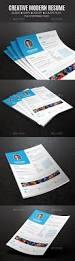 Modern Creative Resume Templates 166 Best Resumes Architecture Interior Design Graphic Design
