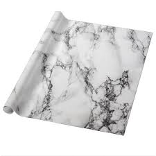 marble wrapping paper black marble wrapping paper zazzle