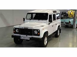 convertible land rover vintage classic land rover defender for sale on classiccars com