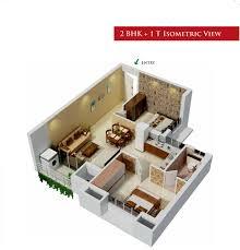 isometric floor plan kg signature city mogappair