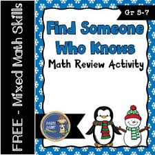 find classmates for free this christmas and winter freebie allows your students the