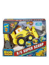 bob builder remote control super scoop uk