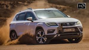 2017 seat ateca suv extreme off road test hd youtube