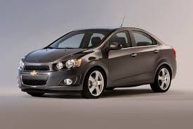 2014 chevrolet sonic overview cars com