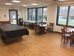 eastern university walton hall and kea guffin halls wohlsen
