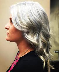 blonde hair with silver highlights 20 cool silver white highlights hair ideas hairstyles weekly