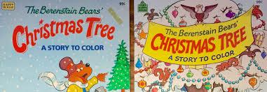 berenstain bears books berenstain bears christmas books and memorabilia berenstain