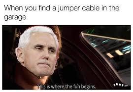 Shock Meme - mike shock em pence meme by cptobvious memedroid
