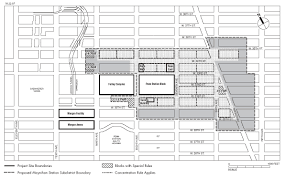 Map Of Penn Station Current Plan New Penn Station