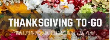 where to find thanksgiving deals around denver boulder diningout