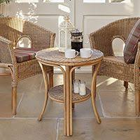 Lloyd Loom Bistro Table A Lovely White Lloyd Loom Style Conservatory Chair Ideal For A