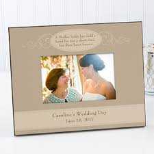 personalized wedding gifts personalized wedding picture frame of the