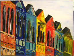 color row philadelphia row homes acha gallery