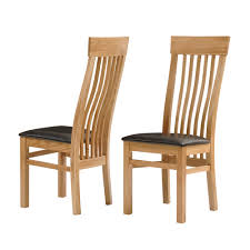 Shaker Dining Room Chairs Chairs Glamorous Light Oak Dining Chairs Light Wood Kitchen