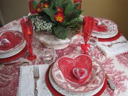Valentine S Day Table Decorations by Valentine Days Cool Dinner Napkin Pattern For Dining Table