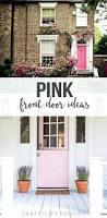 front door stupendous pink front door for house ideas pink front