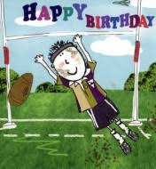sports greetings cards brilliant birthday cards
