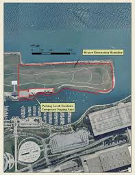 Map To Chicago by Chicago District U003e Missions U003e Civil Works Projects U003e Northerly Island