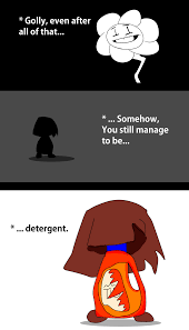 Funny Memes Clean - in this world is clean or be cleaned undertale know your meme