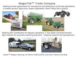 Trailer For Seeking Baxter Tm Wagon Steering System Create The Future Design Contest