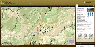 Idaho On Map Stay On Trails Try Idaho U0027s New Interactive Ohv Trail Map A