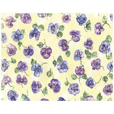 floral wrapping paper 2 pansy floral wrapping paper whistlefish